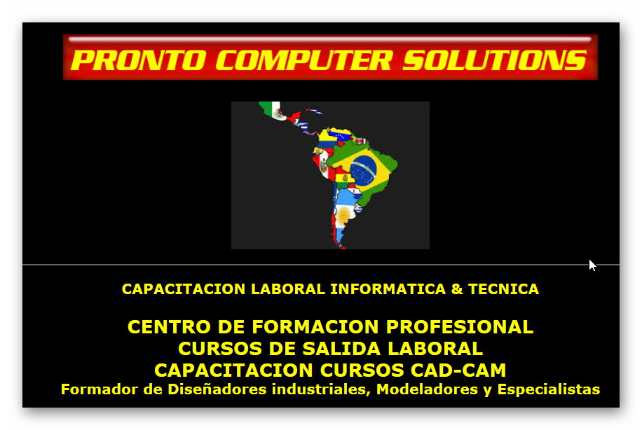CURSO DE SOLIDWORKS PIPING PRONTO COMPUTER SOLUTIONS