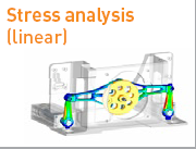 stress analysis lineal